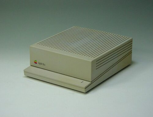 Jak zmusić do działania Apple IIgs?