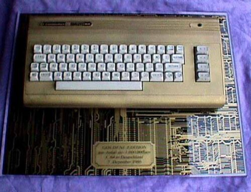 Commodore 64 Gold