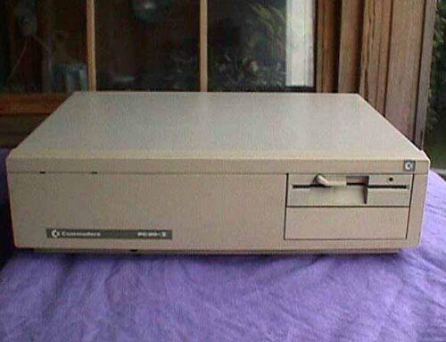 Commodore PC20-II