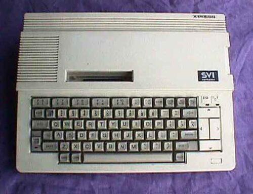 Spectravideo X'Press SVI-738