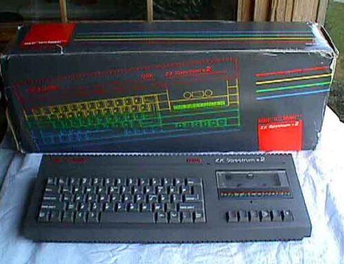 ZX Spectrum 128 +2